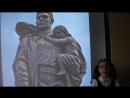 Рысянина Мария читает произведение Георгия Рублева Памятник