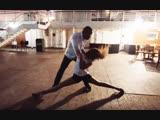 Carlos Fernanda Improvised Zouk Dance - Say Something