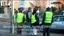 Rencontre Des Gilets Jaunes d'Uzes à la ZI De Pont Des Charettes - 31/12/2018