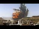 Проклятая гора / Sanaa Bombing / Yemen War / لحظة انفجار في جبل نقم بصنعاء