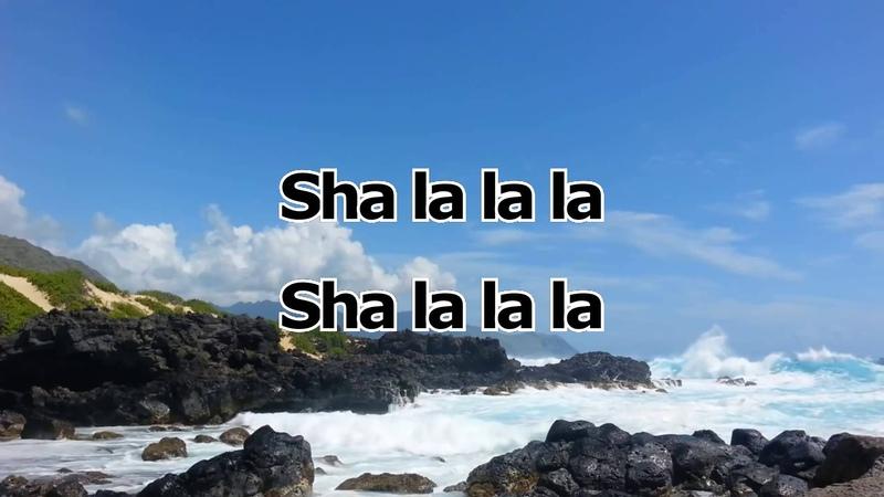 Alex Sparrow - She's Crazy But She's Mine (English Version) Lyrics Video