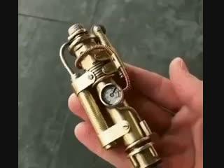 Интересный дизайн зажигалки