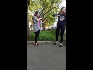 Скрипачки 3