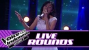 Meiska Footprints In The Sand | Live Rounds | The Voice Kids Indonesia Season 3 GTV