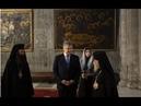 Иерусалимский патриарх Феофил III отменил встречу с Порошенко