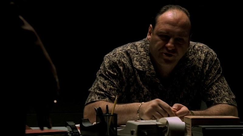 The Sopranos Клан Сопрано Никакого возмездия и возмездия за возмездие