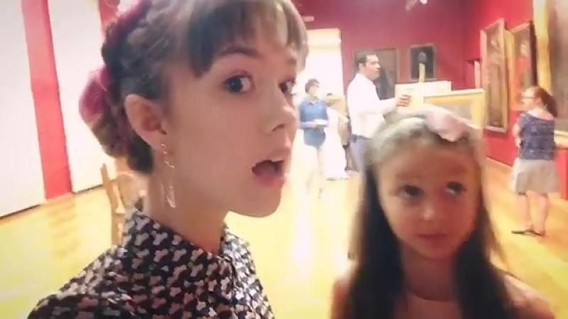 Видео со съемок проекта Беглянка