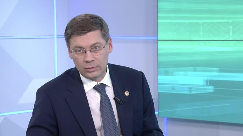 Уфа готовится принять Российско-китайские молодёжные зимние игры. Об этом в интервью министра молодёжной политики и спорта РБ.
