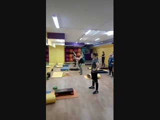 студия фитнеса MIX пресс+ягодицы