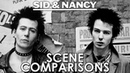 Sid and Nancy (1986) - scene comparisons