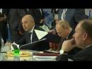 «Онегин, добрый мой приятель»_ Путин перечитывает классику на саммите СНГ