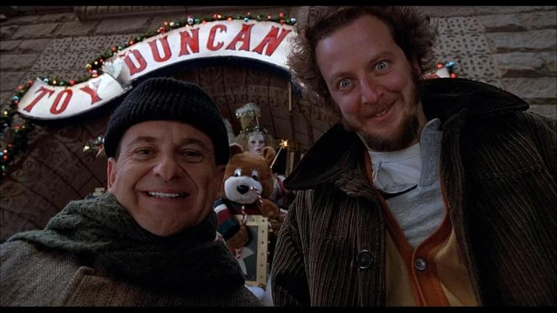 Две серии Том и Джерри и Один дома 2 Потерянный в Нью Йорке 1992 Перевод Алексей Михалев