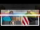 Merkel - politik aktuell neue- Merkel droht Standpauke von Trump