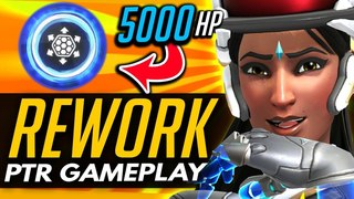 Overwatch | NEW SYMMETRA 2.0 GAMEPLAY + Horizon Rework!