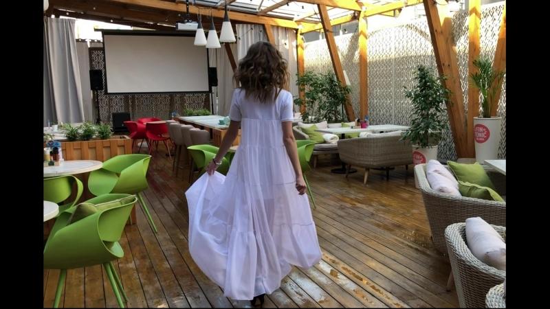 Платье Бьянна