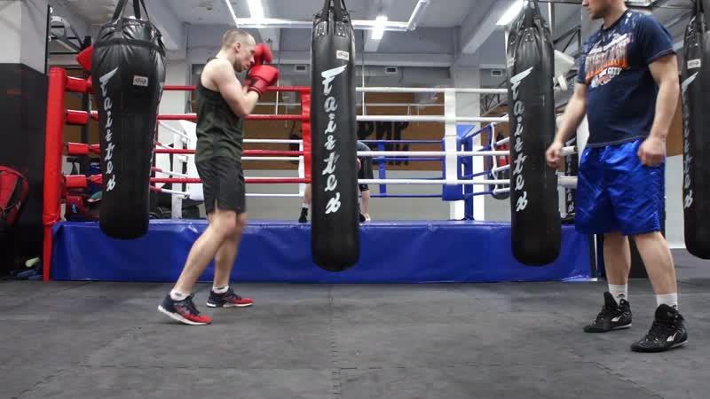 Клуб классического бокса Андрея Шишкова - Тренировка от 14.12.18