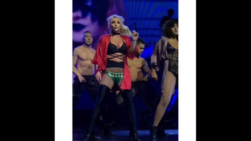 19.07.2018 - Slumber Party - Borgata, Atlantic City, NJ, USA - Britney Spears