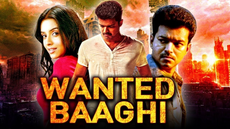 Wanted Baaghi (Pokkiri) Hindi Dubbed Full Movie   Vijay, Asin, Prakash Raj