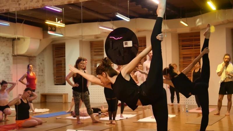 Семинар Лаборатория Асан бикрам йога