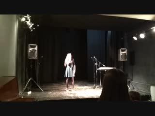 Карина Аширова. Коломна JAM. 1 этап