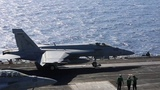 Recent Flight Operations Aboard USS Abraham Lincoln