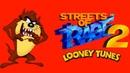 Streets Of Rage 2: Looney Tunes edition -Taz Mania (Sega Mega Drive/Genesis) 60fps