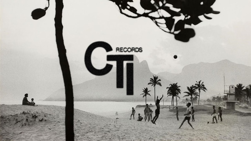 CTI Records 70s Jazz Funk/Fusion Mix