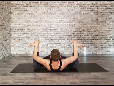 Хатха йога 35 Прямая трансляция