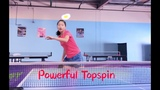 How to Play Powerful Forehand Topspin