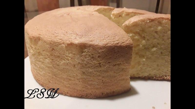 Вот это бисквит Самый интересный рецепт. » Freewka.com - Смотреть онлайн в хорощем качестве