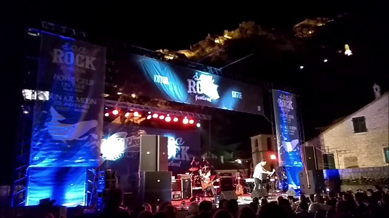 Sun Kil Moon - Cats of Kotor live at SeaRock Kotor 21.07.2018. » Freewka.com - Смотреть онлайн в хорощем качестве