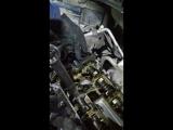 Mazda CX-7 2.3L Turbo! Неисправность муфты впускного распредвала! При данной неисправности автомобиль не развивает обороты и оче