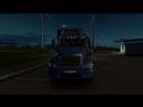 Ets2 мод Freightliner Columbia
