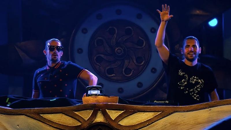 Dimitri Vegas Like Mike (ft Wiz Khalifa) vs Brennan Heart - When I Grow Up (Tomorrowland Mix)