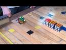 Self Solving Rubiks Cube