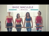 5 Minute Basic Brazilian Dance | Maculele | Brazilian Warrior Workout