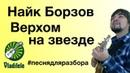 Найк Борзов - Верхом на звезде видеоурок, разбор на укулеле