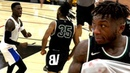 Nate Robinson VS Drew League MVP Gets HEATED! Hands Almost Thrown, Gets Bloody Physical at Drew!