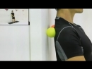 19 Shoulder Blades Massage