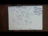 Дополнение тесла качера сдвоенным диодом шотки s20c40c в основании ВВ резонатора. Схема