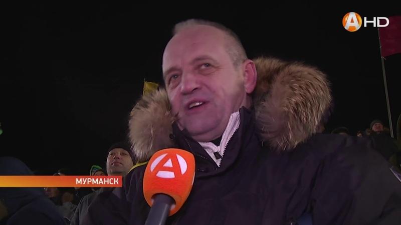 «Арктик ТВ». «Мурман» достойно выдержал натиск одного из лидеров Чемпионата России по хоккею с мячом