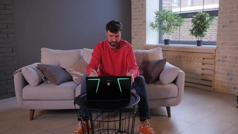 [Чудо техники] Обзор | лучший игровой ноутбук в своем классе