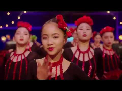 Fabulous Sisters World of Dance 2018 S2E02 QUALIFIERS