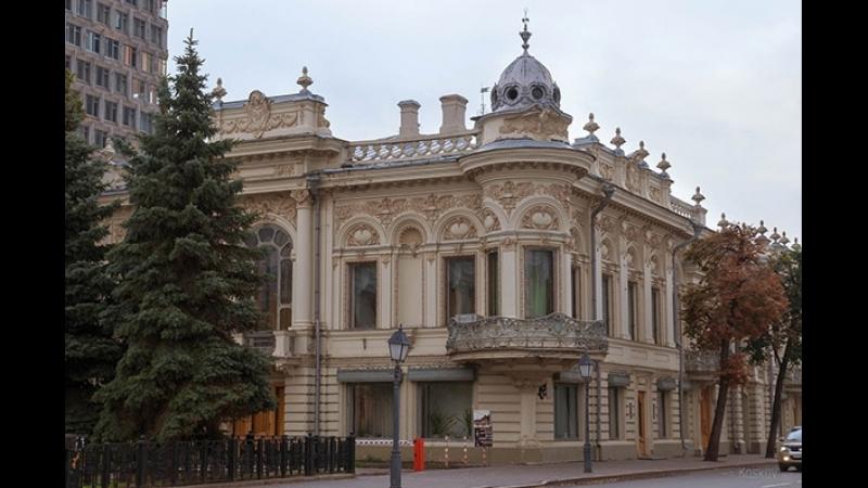 Национальная библиотека РТ. Дом Зинаиды Ушковой