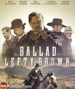 The Ballad of Lefty Brown (2016)