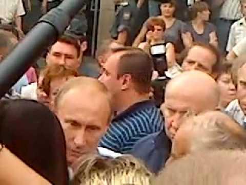 Выкса-2010 БЕЗ цензуры. Пожары в Нижегородской области