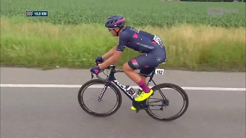 Giro d Italia UNDER 23 - 3 tappa Rio Saliceto - Mornico al Serio