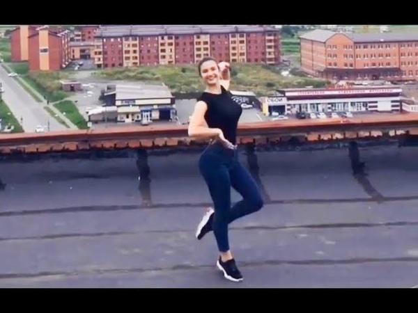 Красавица Танцует Грузинский Танец Рачули 2018 Georgian dance rachuli