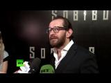 В Москве состоялась премьера фильма Константина Хабенского «Собибор»