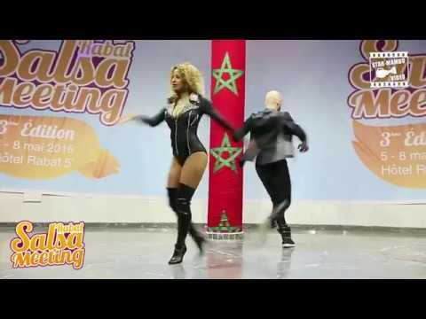 Святой Езус Потрясающие... Жорж Атака и Таня Ла Алемана...танцуют... За Любовь